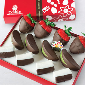 Dipped Fruit Boxes