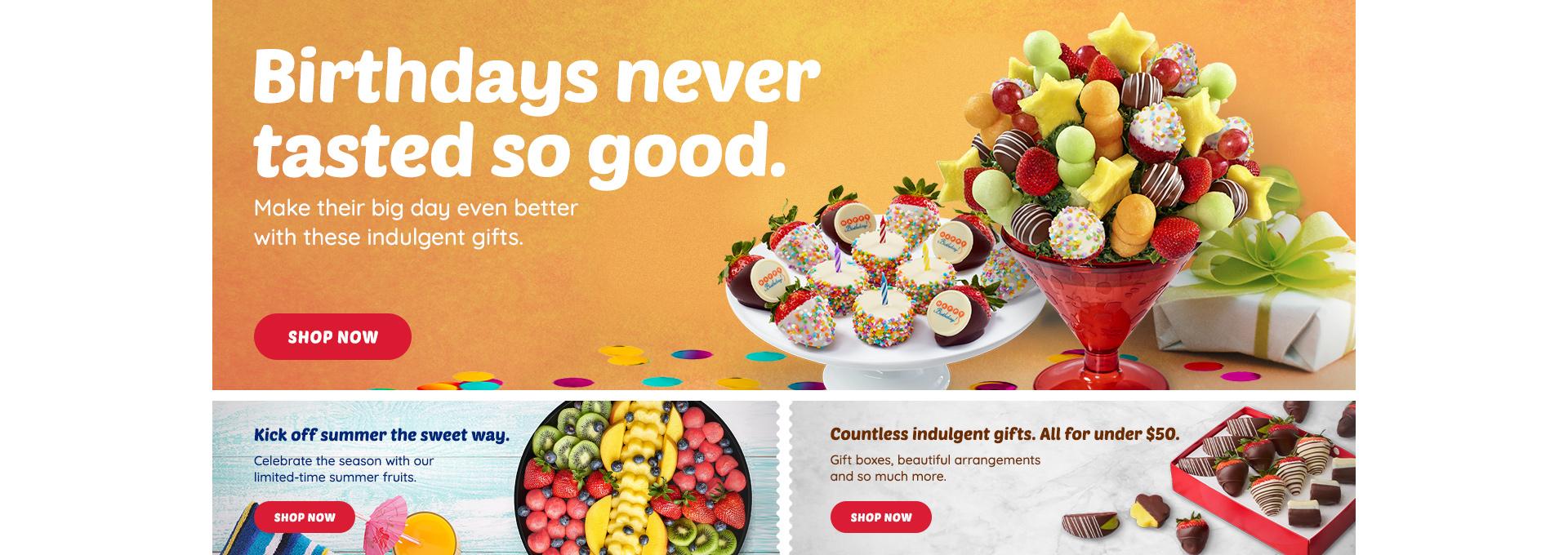 Edible Arrangements® Fruit Baskets