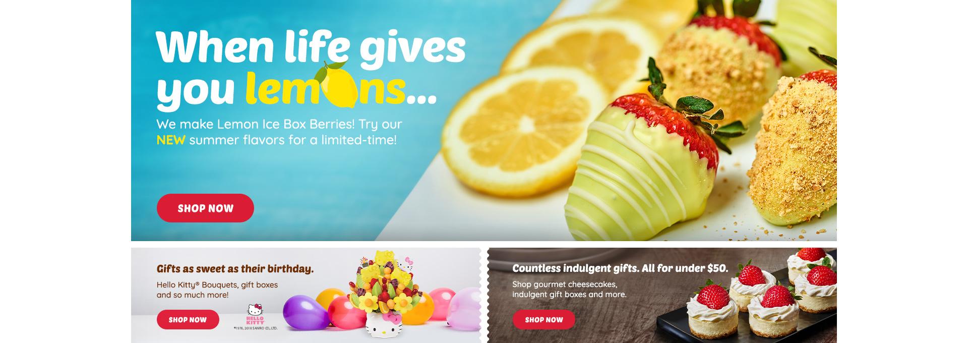 Lemon Berries