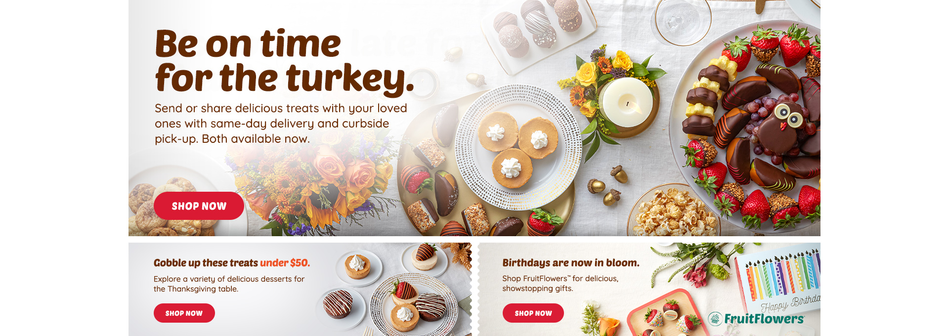 Thanksgiving-Pick-Up & Del
