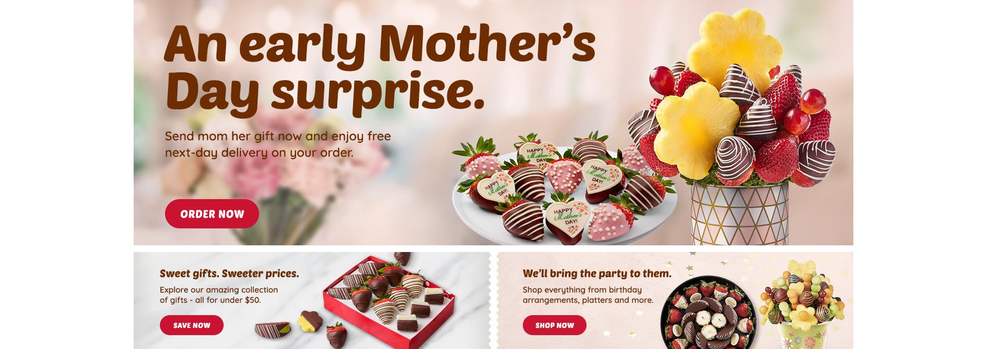 Edible Arrangements® Fruit Baskets, Bouquets, & Delivery
