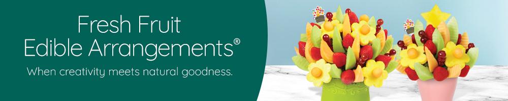 Fresh Fruit Baskets, Bouquets, Arrangements & More