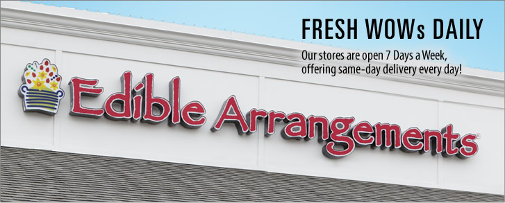 Edible Arrangements Storefront – Fruit Bouquets Made Fresh Daily - Same Day Delivery