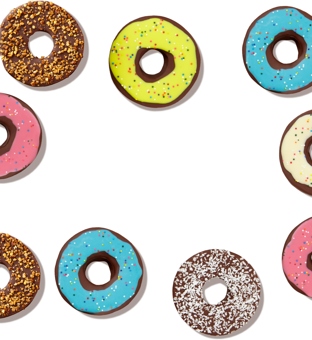 edible donuts order now