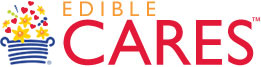 Edible Cares Logo – Charitable Donations