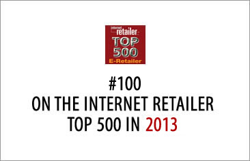 Edible Arrangements Ranked Top 100 Internet Retailer in 2013